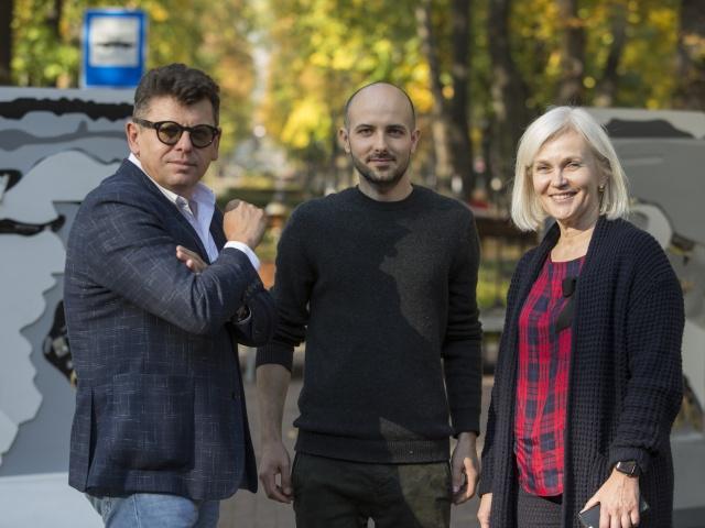 Bartosz Kokosiński pierwszy – Kompas Młodej Sztuki 2018
