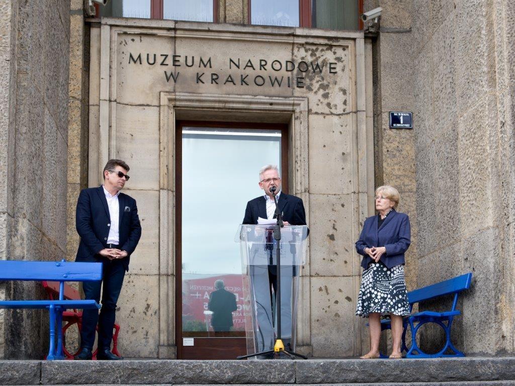 Fundacja współorganizatorem Wystawy w Krakowie