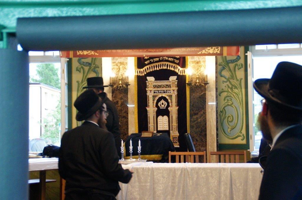 Translokacja Domu Modlitwy zakończona