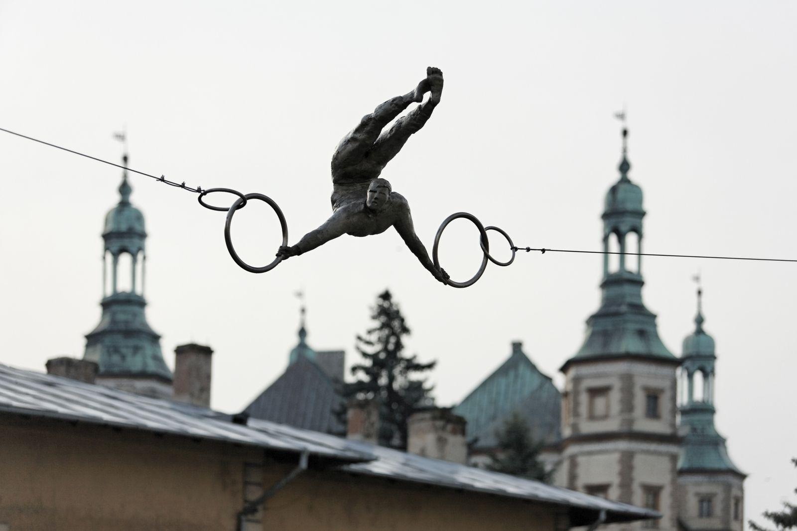 """2010 rok – """"Balansujący"""" Jerzy Kędziora"""